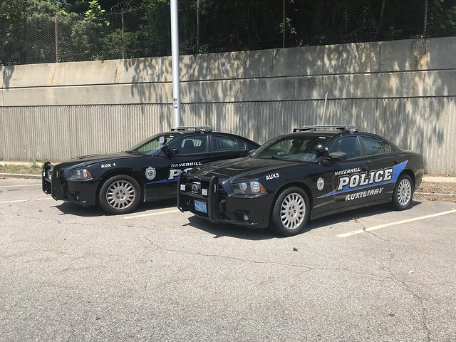 Haverhill, MA Police Auxiliary Units (AUX 1, AUX 3)