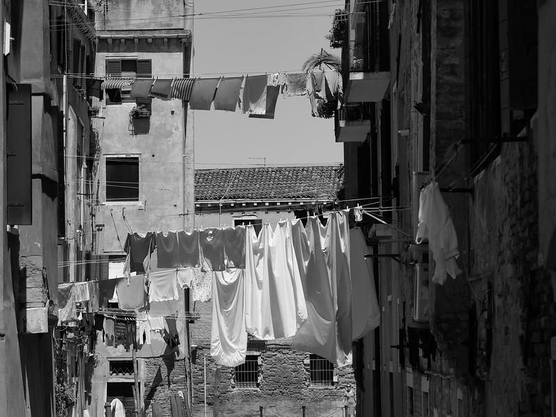 Venise en noir et blanc + Ajouts couleur 48115013706_6a867f9d5b_c