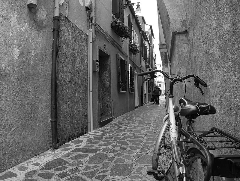 Venise en noir et blanc + Ajouts couleur 48115028736_8c58c19fec_c