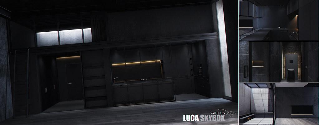 VARONIS – Luca Skybox @ Man Cave