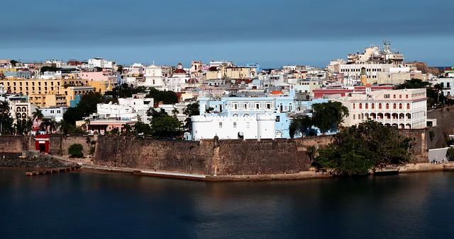 The WALL of San Juan PR