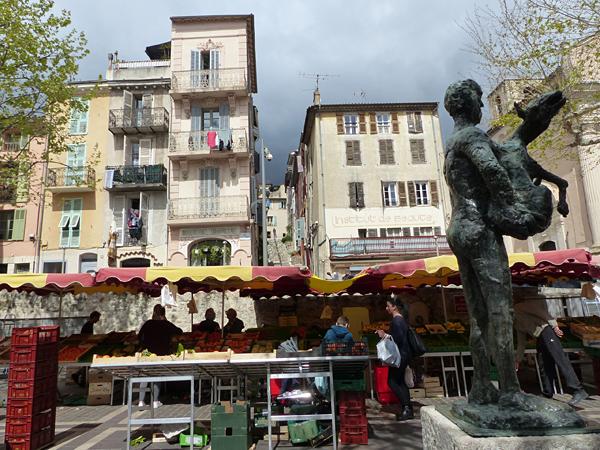 marché Vallauris