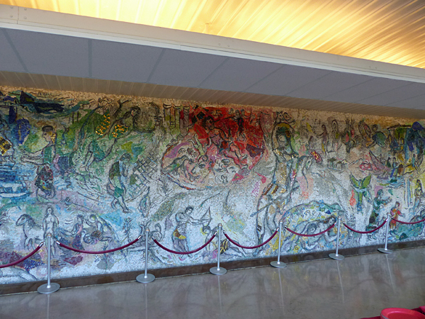 fresque chagall