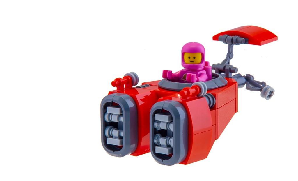 FTL (custom built Lego model)