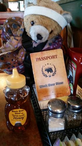 Kuma Bear's Favorite Restaurant