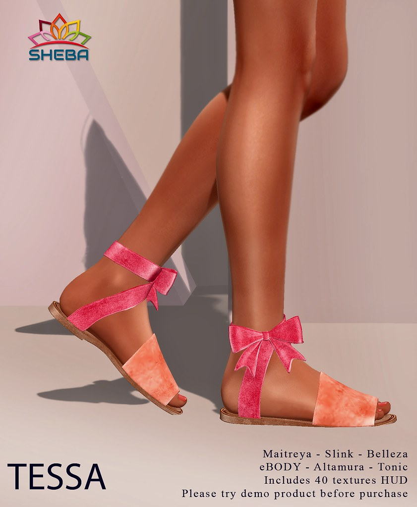 [Sheba] Tessa Sandals