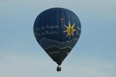 hot air balloon HB-QRD Ultramagic M-145 Migros - aus der Region Switzerland
