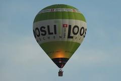 hot air balloon HB-QWR Ultramagic M-90 Loosli Küchen Switzerland