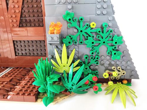 LEGO Jurassic World Jurassic Park T. rex Rampage (75936)