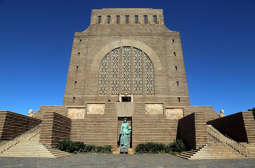 Voortrekker Monument, Pretoria, South Africa | by flowcomm