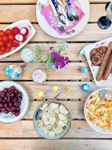 årstiderna organic vegan foodbox, food ambassador, june 2019 -