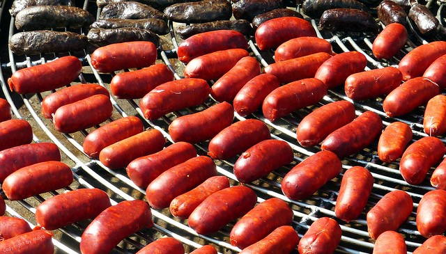 Chorizos & Morcillas * Spanische Spezialitäten * Spanish specialties * Especialidades españolas *  .    P1310762-001