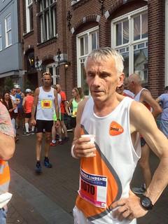 Chrisje Schrauwen 10 km winnaar M65