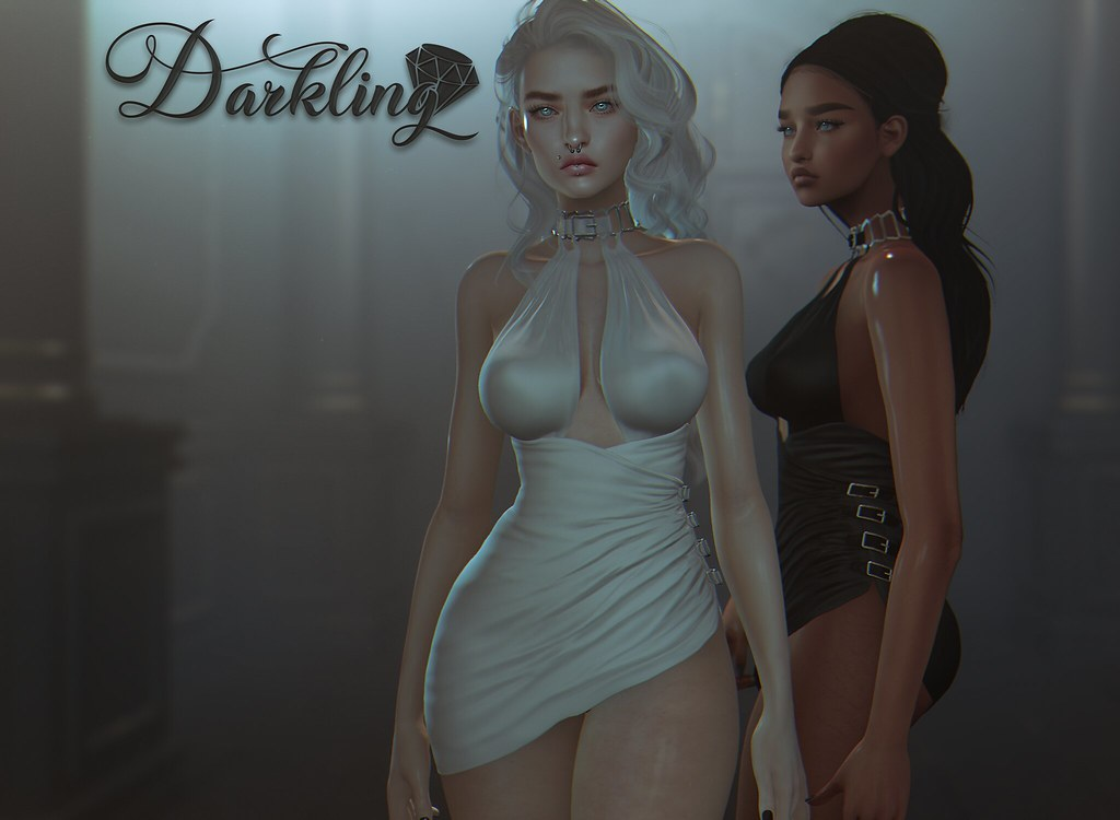 -[ darkling ]- Anastasia Dress @Shiny Shabby