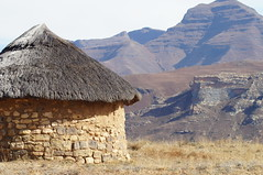 In the Countryside in Lesotho, pic 3
