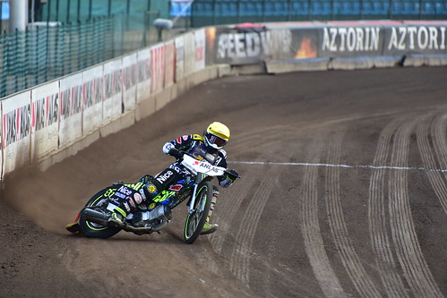 Antonio Lindback, FIM Speedway Grand Prix World Championship, Prague 2019