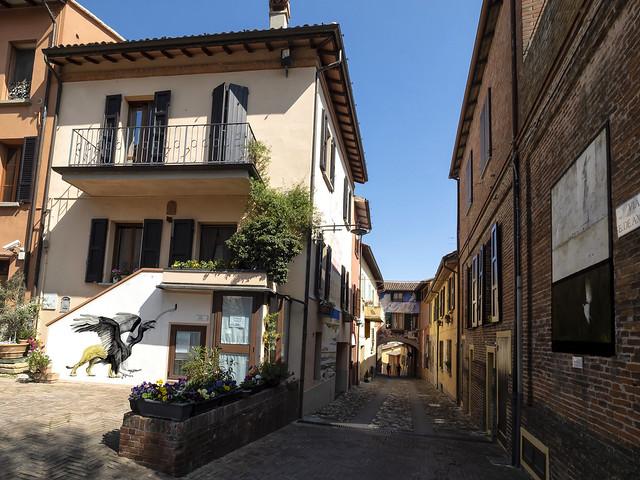 Emilia Romagna (Italy) - Dozza Imolese