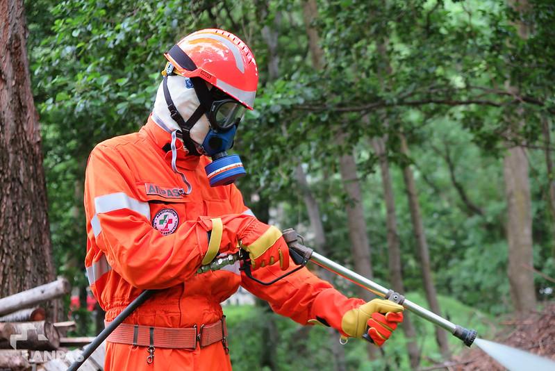Protezione civile, la campagna antincendio boschivo 2020
