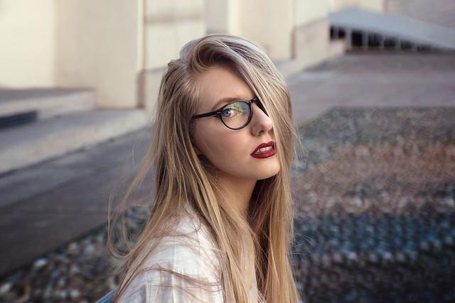 Beauty Behind Lenses