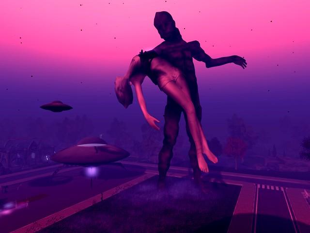 SL16B Exhibitor Showcase - Enchant Region  - The Creature  From Mars Attacks