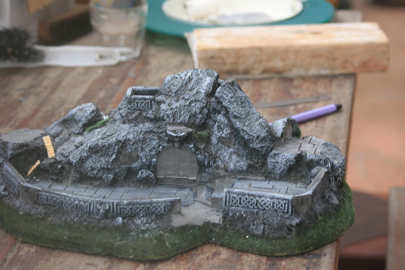 [Nain] Le Dwarf Mountain Stronghold 48116475861_94a1fbaf64_c