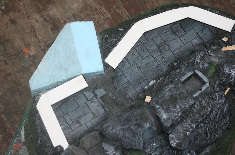 [Nain] Le Dwarf Mountain Stronghold 48116508603_2e1d0a082c_c