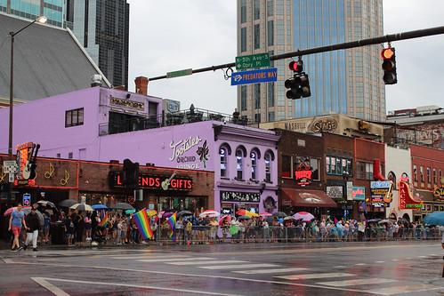 Nashville Pride Parade 2019