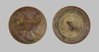 Eagle General Service Button 20mm (2019) | Civil War era gen