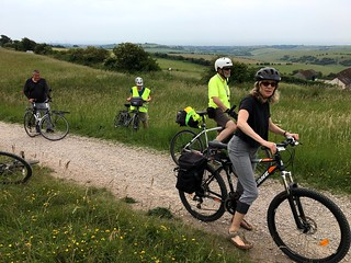 June 22, 2019: Hove Park to Devil's Dyke