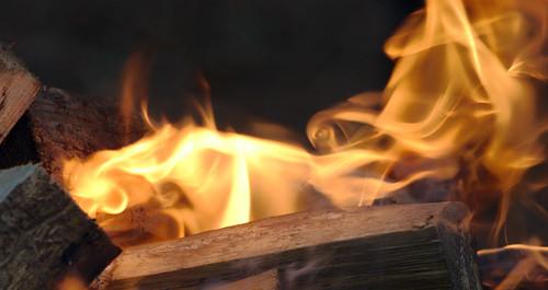 fire wood macro closeup огонь дерево макро приближение