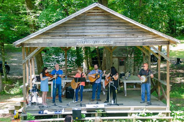 2019-06-22 Oolenoy Bluegrass 30th Anniversary Celebration