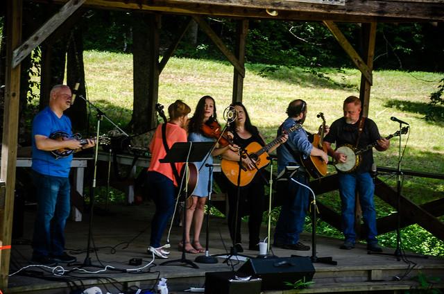 Oolenoy Bluegrass 30 Year Celebration-46