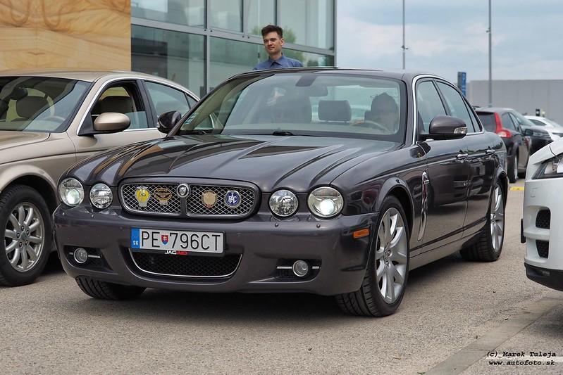 Jaguar XJ6 2,7D X358