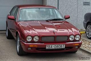Jaguar XJR X308