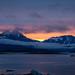 Nanortalik sunset
