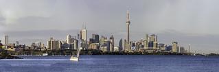 Toronto Skyline Pano