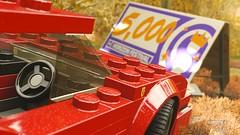 Ferrari F40 Competizione Lego
