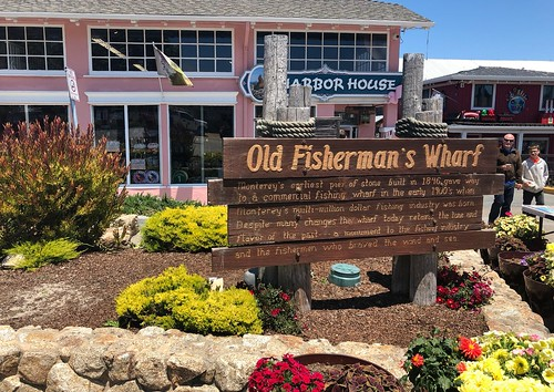 Old Fisherman's Wharf. From 7 Tips for Making the Most of Your Visit to the Monterey Bay Aquarium