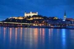 Bratislava blues
