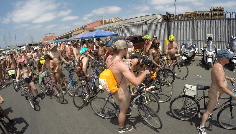 LA World Naked Bike Ride 2019 (135736)