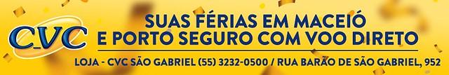 Aproveite as promoções da CVC em São Gabriel!