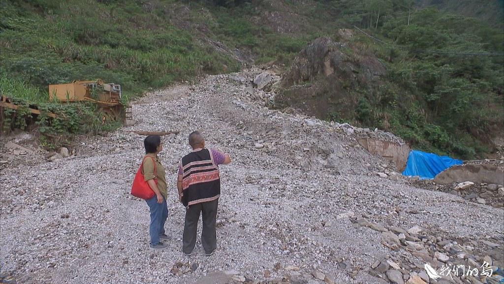 南投地利姑姑山的水晶礦礦場,礦權到期後,日前礦業局又核准礦權展限到2025年。