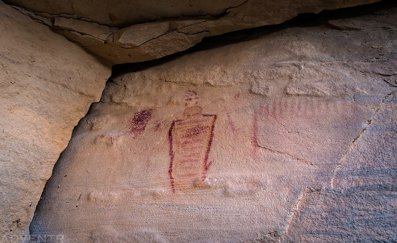 Faded Pictographs