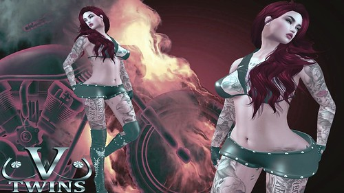 VTwins On Fire!