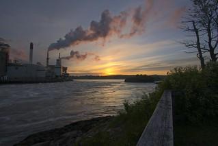 Pulp Mill vs Reversing falls