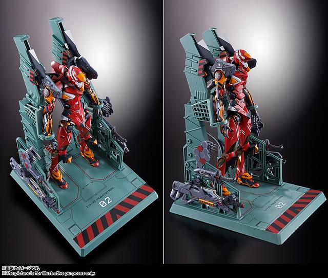 【更新官圖】對錢包的第二次衝擊來襲!METAL BUILD EVA-02 貳號機《新世紀福音戰士》EVANGELION(メタルビルド エヴァンゲリオン2号機)正式公開!