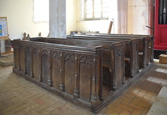 early 16th Century benches