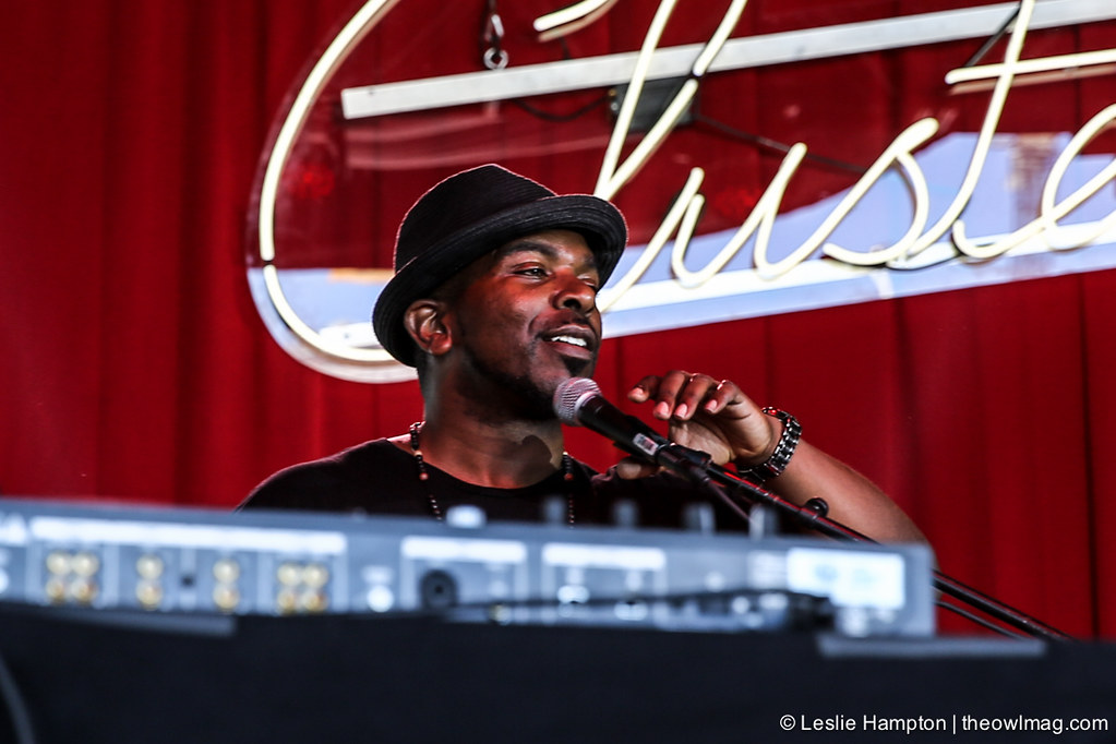 Clusterfest 2019 Day 2: Craig Robinson and the Nasty Delicious