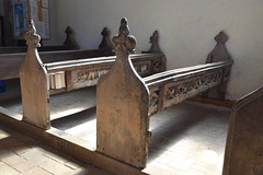 14th Century benches
