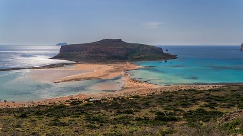 beach crète grèce landscape seascape sea
